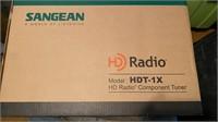 Sangean HD radio. New