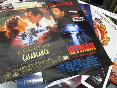 20 Movie Posters From Home Release Videos 6 Other Items For Sale 1 Listings Tractorhouse Com Page 1 Of 1