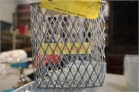 "4-1/2""WX5-1/""LX6""D WIRE BASKETS  (4)"