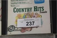 18 VARIOUS CD'S
