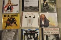 12 VARIOUS CD'S