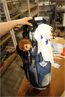 NHL KIDS GOLF BAG  (TML)