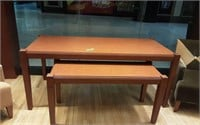 Small rectangle table