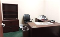 Office furniture and desk