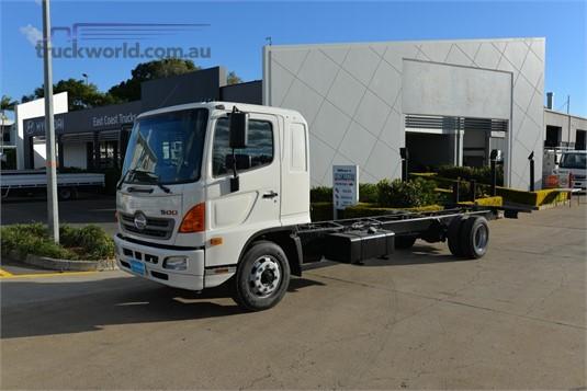 2014 Hino 500 Series 1426 FE - Trucks for Sale