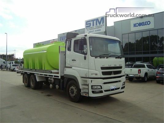 2012 Fuso FV54SJR5VFAA - Trucks for Sale