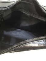 Phynes Paris Black Leather Hobo Bag - Made in