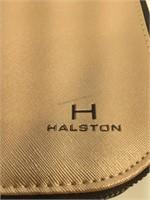 Halston Zip-Around Travel Jewelry Case - New