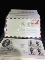 Album of 1959-1965 US First Day Covers