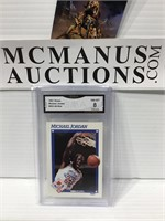Gma graded 8 Michael Jordan