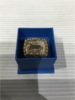 La lakers Kobe Bryant Championship replica metal