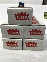 1989 fleer baseball cards missing cards