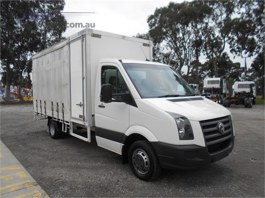 2010 Volkswagen Crafter - Trucks for Sale