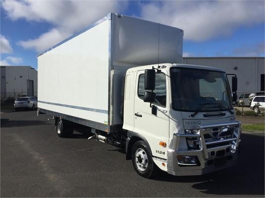 2020 Hino FD - Trucks for Sale