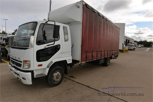 2010 Mitsubishi FK600 - Trucks for Sale