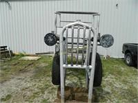 """Ole Model T"" Playground Equipment"