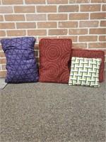 Decorative Pillow Lot