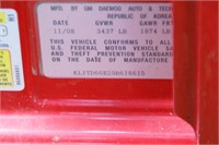 2008 Chevy Aveo 4 door Hatchback
