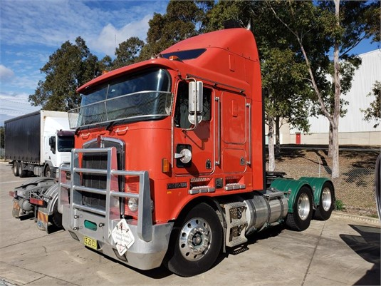2007 Kenworth K104B - Trucks for Sale