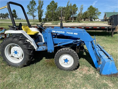 Ford Tractors For Sale In Oklahoma 21 Listings Tractorhouse