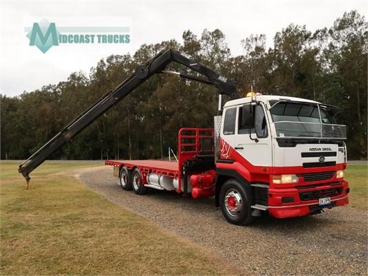 2007 UD CW445 Midcoast Trucks - Trucks for Sale