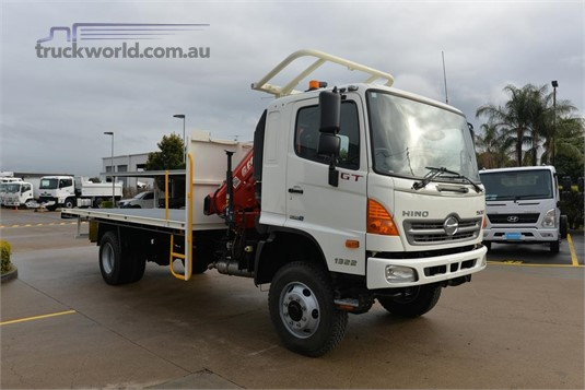 2017 Hino 500 Series 1322 GT - Trucks for Sale