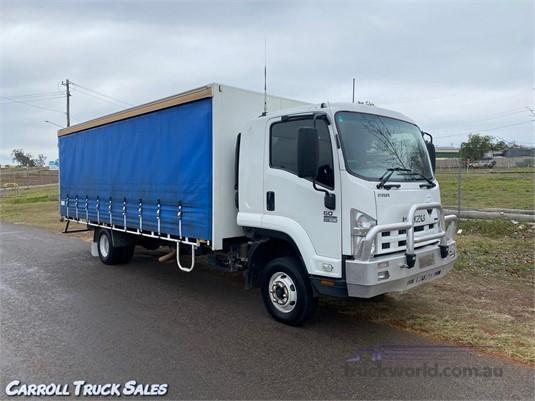 2010 Isuzu FRR Carroll Truck Sales Queensland - Trucks for Sale