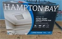 HAMPTON BAY 110 CFM BATH FAN 1 SONE
