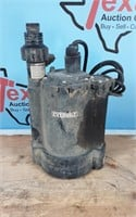 1/3 HP AUTOMATIC SUBMERSIBLE PUMP