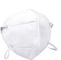 KN95 Particle Respirator Mask 5pk