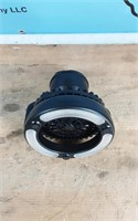 CLIMATURE 2-IN-1 LED LIGHT AND FAN