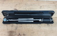 """TORQUE WRENCH 3/8"""" DR 20-100 FT LB"""