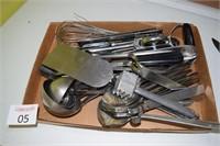 Commerical Grade Kitchen Utensils