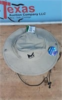 MISSION KHAKI COOLING BUCKET HAT