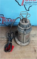 RIDGID 1/3 HP AUTOMATIC SUBMERSIBLE PUMP