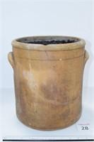 4-Gallon Stoneware Crock