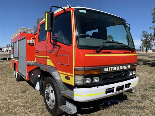 1999 Mitsubishi Fuso FM600 - Trucks for Sale