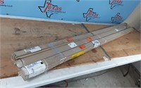 LOT OF THREE DIFFERENT WALL TRIMS