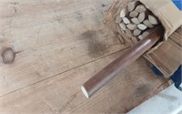 LOT OF TWENTY HS Strand Woven Bamb