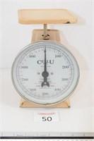Cellu Dietetic Scale