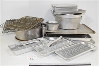 Aluminium Baking Trays & Pans