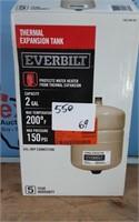 EVERBILT 2 GL THERMAL EXPANSION TANK