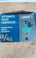 "3/4"" CONVERTER VALVE ORBIT"