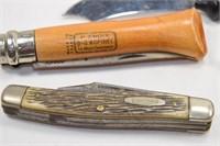 (4) Pocket Knives