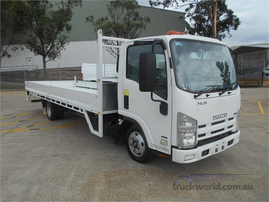 2010 Isuzu NLR - Trucks for Sale