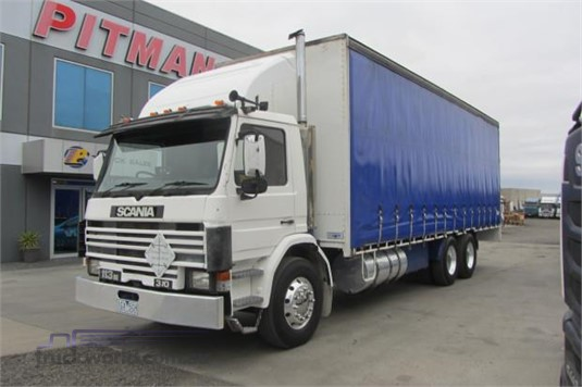 1989 Scania P113H/M - Trucks for Sale