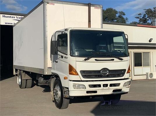 2005 Hino GH - Trucks for Sale