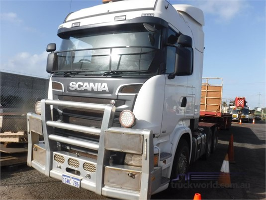 2015 Scania R620 - Trucks for Sale
