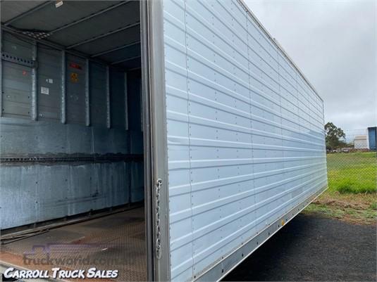 2005 Custom Built 25 Ft Carroll Truck Sales Queensland - Truck Bodies for Sale