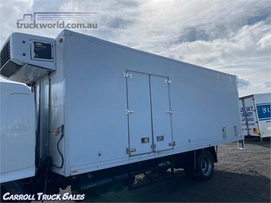 2004 Custom Built FREEZER BODY Carroll Truck Sales Queensland - Truck Bodies for Sale